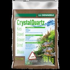 Грунт Dennerle Kristall-Quarz светло-коричневый 5кг