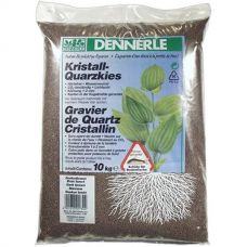 Грунт Dennerle Kristall-Quarz темно-коричневый 10кг