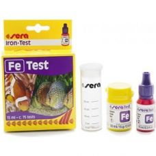 Тест для воды Sera Fe-Test 15 мл
