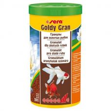 Корм для рыб GOLDY Gran 100 мл (30 г)