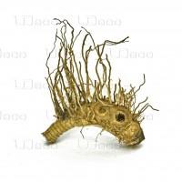 Коряга UDeco Bamboo hair root S 10-20см