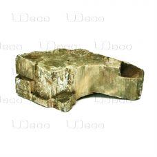 Камень UDeco Fossilized Wood Stone L 15-25см 1шт