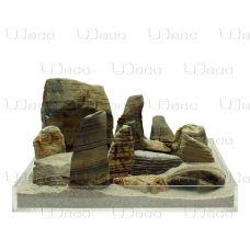 Камень UDeco Gobi Stone MIX SET 15