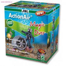 Декоративный распылитель JBL ActionAir Magic Diver