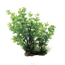 Искусственное растение Бакопа красно-зеленая, 20 см