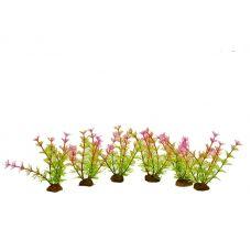 Набор искусственных растений ArtUniq Cabomba red-green Set 6x10