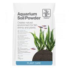 Грунт мелкий почвенный Tropica (Tropica Aquarium Soil Powder) 3 л.