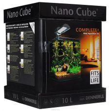 Dennerle NanoCube 10 - Нано-аквариум, 20х20х25 см, 10 л